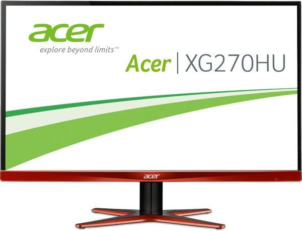 Acer Predator XG270HUomidpx 2K Monitor