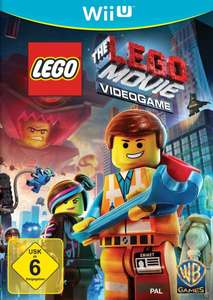 The LEGO Movie Videogame Wii U für 15,97€ @amazon.de Blitzangebote (PRIME VSK-frei)