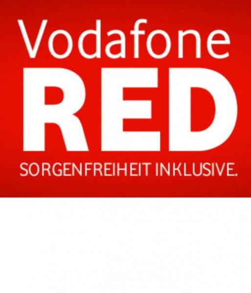 Vodafone Red 1,5GB + Smartphone (u.a. iPhone 6, Samsung Edge etc.)