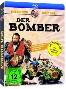 """[Amazon Prime] - Bud Spencer in """"Der Bomber"""" [O-Card Version exklusiv bei Amazon, Limited Edition]"""