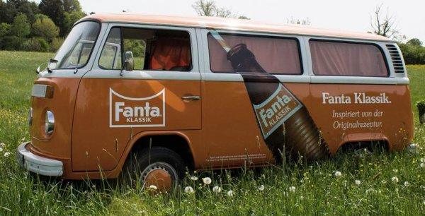 Kostenlose Fanta Klassik auch in diversen anderen Städten!