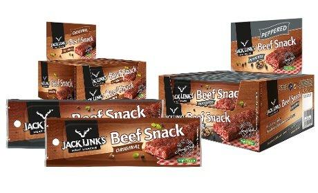 25 Stück Jack Link's Beef Snack Original oder Peppered inkl. Versand für 19,99 € @ Groupon ( Qipu möglich)