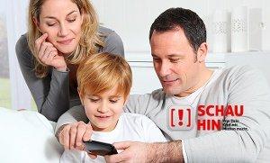 Kostenlose SCHAU HIN!-App unterstützt Familien im Umgang mit Medien