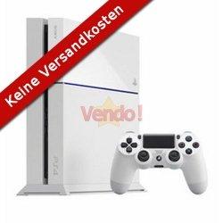*** UPDATE *** [Vendo] PS4 in weiß oder schwarz für 333€
