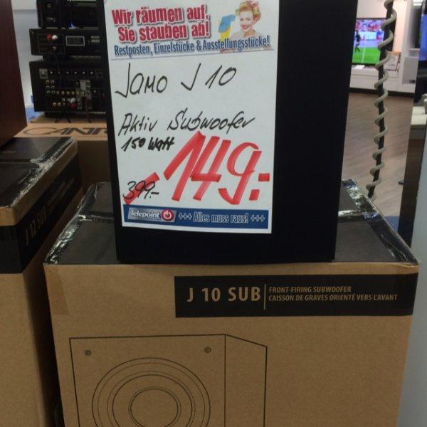 [Telepoint OL] Jamo J10 aktiv Sub