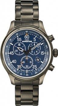 [Uhr.de] Timex Field Chrono T49939 Herren Edelstahl-Chronograph für 49,95€ incl.Versand!