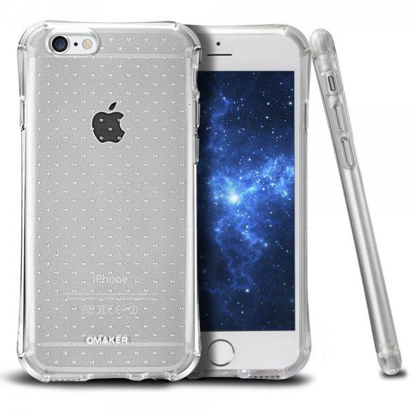 [Omaker] iPhone 6 Schutzhülle mit AIR CUSHION/Luftpolster Technologie für 5,99€ [anstatt 8,99€]