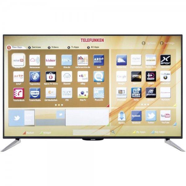 Telefunken L55F243N3C 140 cm (55 Zoll, Full-HD, LED TV, 400 Hz) Versandkostenfrei für 479€ @Saturn.de