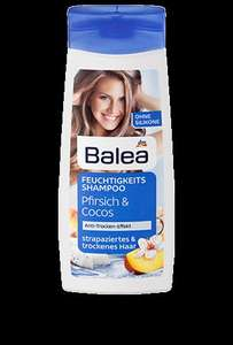 """[DM] (Lokal ? oder Bundesweit) DM Balea Feuchtigkeits Shampoo """"Pfirisch & Cocos"""" Gratis im Markt mitnehmen 300ml !"""