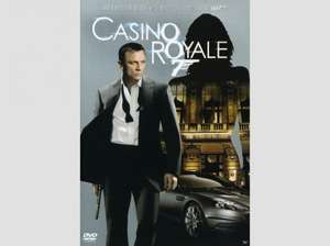 James Bond 007 - Casino Royale - (DVD) 2,99 € incl. Versand