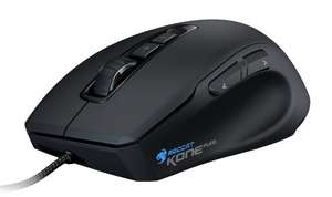 [Amazon] Roccat Kone Pure Optical Gaming Maus Limited Amazon Edition schwarz 49,99€