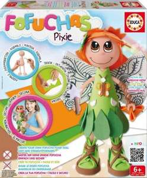 [Amazon-Prime] Educa 16364 - Kinder-Bastelset - Focucha Pixie /Moon