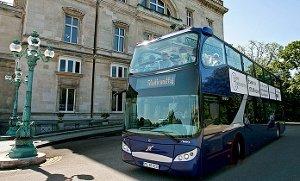 Essen : Erlebnis-Stadtrundfahrt  für 9,90 € statt 16 € @ Groupon ( Qipu möglich)