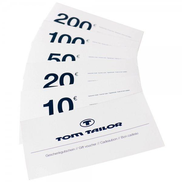 Tom tailor Gutscheine 33% mit kleinen Trick.