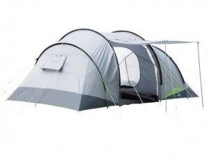 McKinley Samos 4 Familien Camping Zelt grau 4 Personen, 129,95 EUR @ intersport