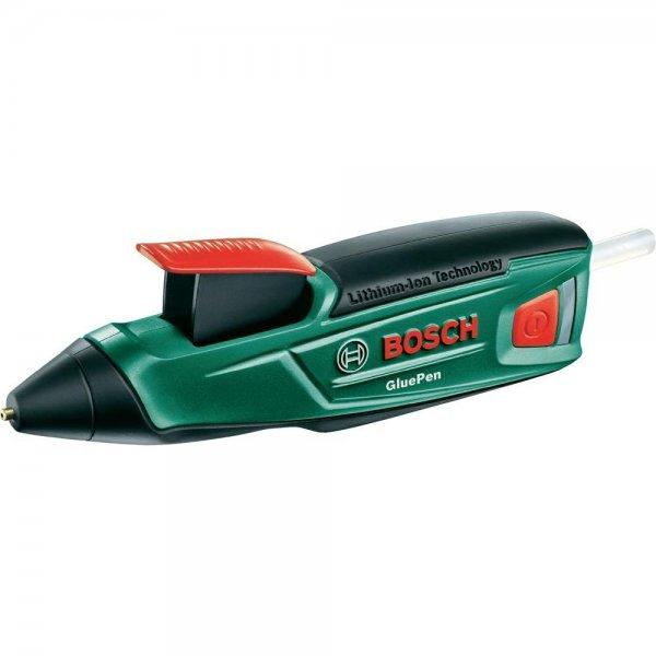 Bosch Heißklebestift GluePen (Daten: 3.6 V Ø, 7 x 150 mm, Aufschmelztemperatur 170 °C) für 24,99€ Versandkostenfrei mit Paypal @voelkner.de
