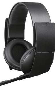 Sony Wireless PS3 Headset 7.1 Surround für 71€ - Vergl. Amazon: 139€