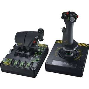[Mad Catz/Saitek] PRO FLIGHT X-55 RHINO H.O.T.A.S (für den PC)