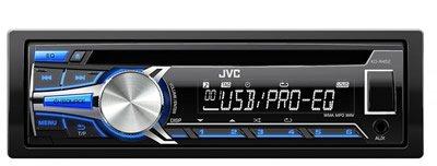 JVC KD-R452E Autoradio (B-Ware - Note 1-2) für 49,99€ @Null.de