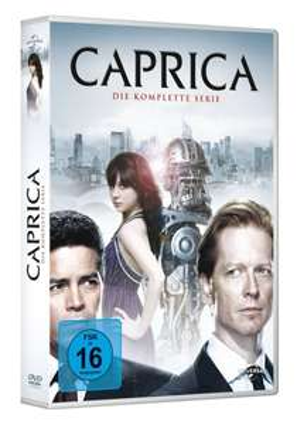 (Amazon.de-Prime) Caprica Die komplette Serie DVD 9,99€