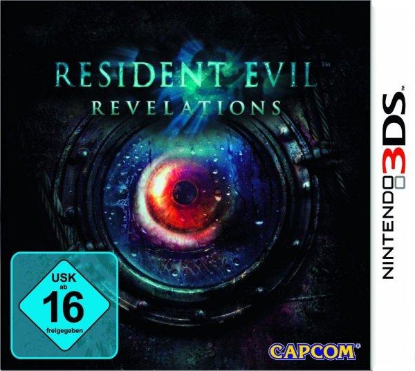 Resident Evil Revelation 3DS für 9,89€ statt 22,89€ @Nintendo eShop