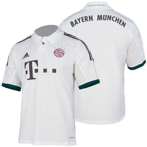 [lokal Augsburg] adidas FC Bayern München Trikot Away 2013/14 128-XXL 19,99 €