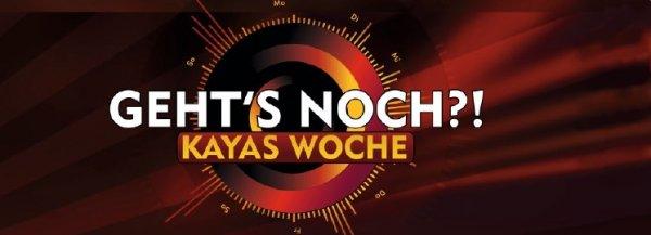 """[Köln] Freikarten für """"GEHT'S NOCH?! - Kayas Woche"""""""