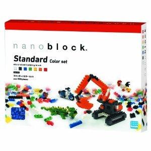 nanoblock. 3D-Puzzle 14371, 800 Teile für nur 27,38 € statt 39,99 €, versandkostenfrei bei @ Amazon