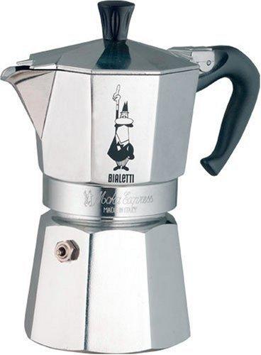 [Amazon WHD] Bialetti Moka Express Espressokocher 4 Tassen ab 16,63€ + evtl. VSK