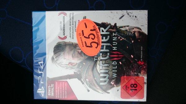 The Witcher 3 für 55 € bei Expert in Neuss (evtl. bundesweit)