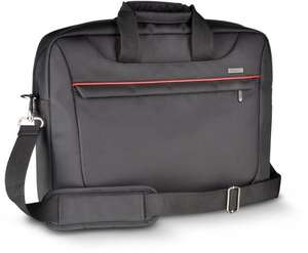 """Speedlink Escudo Notebooktasche für Laptop bis zu 16,4""""/41,6cm (Tragegriffe, Trolley-Befestigung, verstellbarer gepolsterter Schultergurt) für 10,99€ @saturn.de"""