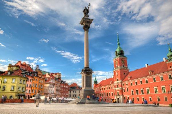 Städtetrip nach Warschau für zwei Personen im August - Flüge ab/nach Dortmund - 3 Übernachtungen