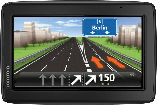 (Amazon.de) TomTom Start 25 M Europe Traffic Free Lifetime Maps, 13 cm (5 Zoll) Display,  Europa 45 111€