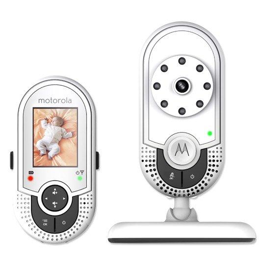 Motorola MBP 421 Babyphone mit Kamera 23€ unter Idealo