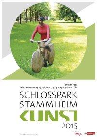 Köln - Stammheim : 24 &25.5 -  Schloßpark Kunstausstellung mit gratis Führungen, Konzerte und Vorträge
