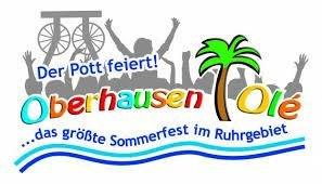 """2 Tickets zum Preis von 19,50 € für die größte Party im Ruhrgebiet """"Oberhausen Ole"""" @Radiosparbox (Ersparnis mehr als 50% gegenüber eventim.de)"""