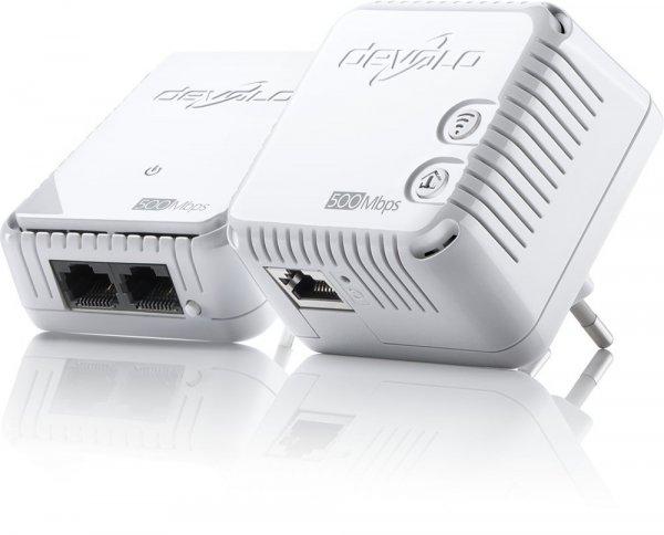 devolo dLAN 500 WiFi Starter Kit für 67,77€ Amazon Blitzangeboten @amazon.de