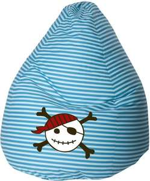 [Getgoods] Magma Heimtex Sitzsack XL (100% Baumwolle) mit Piratenmotiv für 34€