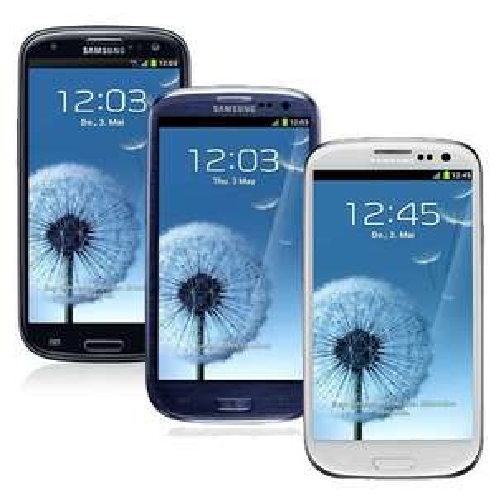 Samsung Galaxy S3 i9300 Smartphone Handy Vorführgerät, 143,90 EUR @ eltronics