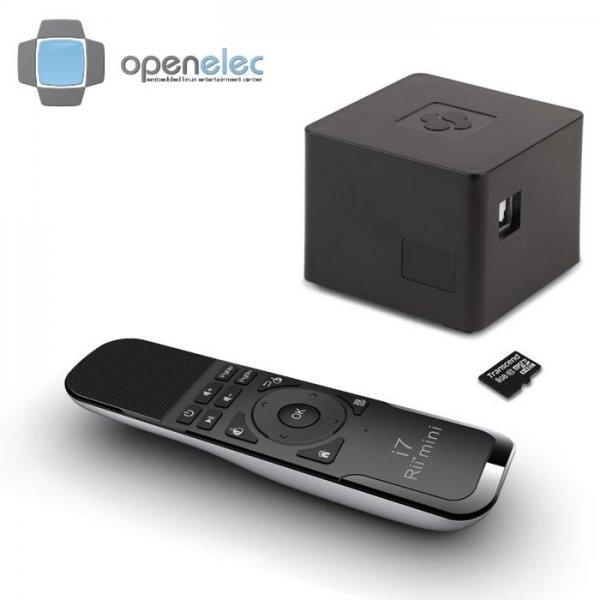 CuBox i4 Pro mit OpenELEC und Fernbedienung als kleinster MediaPlayer auf dem Markt für nur 149,99 statt über 165€