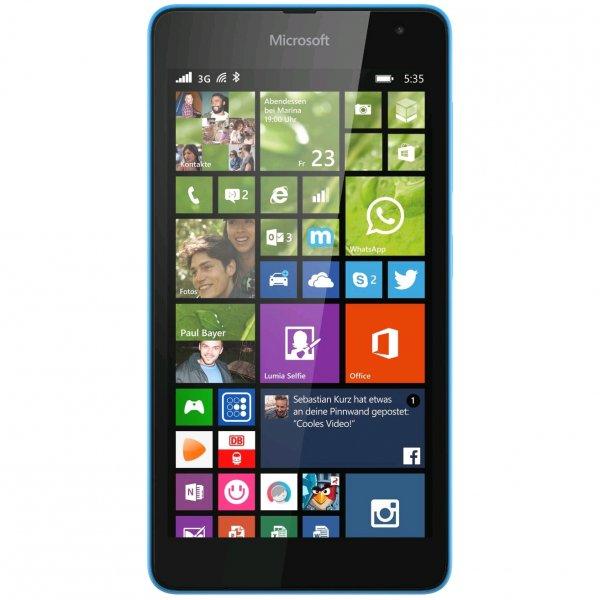 [Orange Store] Lumia 535 Dual-SIM in 4 Farben für 87,99€