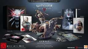 [Amazon] The Witcher 3 Collectors Edition wieder da für Xbox One PS4 und PC