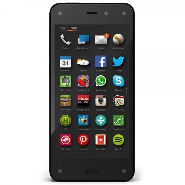 Amazon Fire Phone 32 GB Ohne Simlock bei eBay für 149,-EUR inkl. VSK