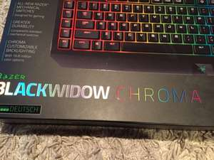 [ Saturn Leverkusen ] Razer Blackwidow Chroma