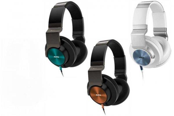 (Amazon.de) AKG K545 Geschlossene Over-Ear Kopfhörer mit Bedieneinheit und Mikrofon Kompatibel mit iOS und Android Smartphones 99€