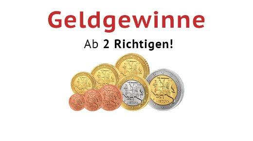 Gewinnspiel: Lottosumo (kein echtes Lotto)