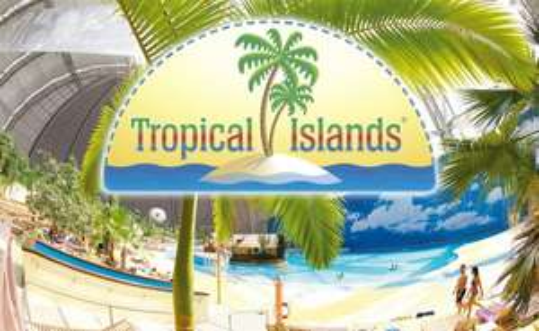 [Tropical Islands] Kinder frei am 1. Juni, Begleitung Erwachsener aber nötig