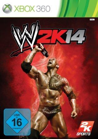 Xbox 360 WWE 2k14 Phenom Edition Amazon Prime