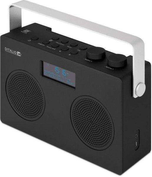 []Amazon] Ditalio BLU1 DAB+ Digitalradio mit Bluetooth