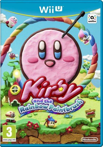 Kirby and the Rainbow Paintbrush (Wii U) für 29,48€ @amazon.de marketplace